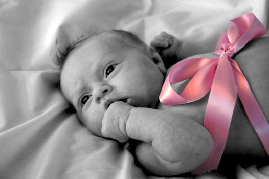 Pink Ribbon by camera-connie