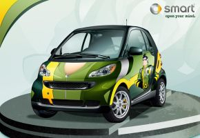 Super Smart Car by Sku11head
