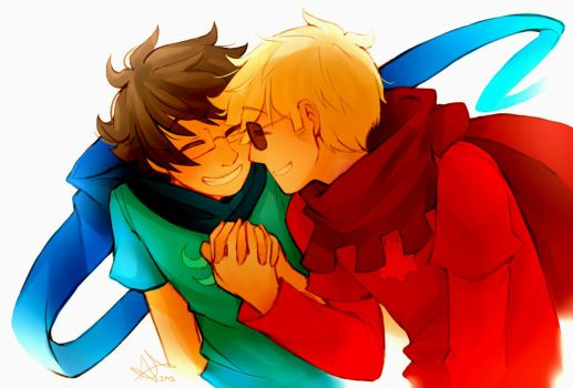 my otp by Life-Writer