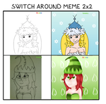 Switch Meme 2x2 by GreenySolitare