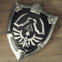 The Legend Of Zelda - Dark Link's shield by NigruStea