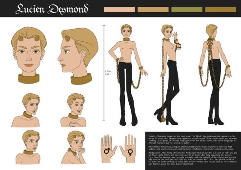 Lucien Desmond - reference sheet by yoctoparsec