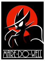 Mare-do-well poster by LordBojangles