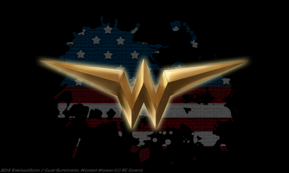 Wonder Woman Wallpaper by EmeraldSora