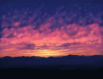 Yet Another Sunset by BellaCielo