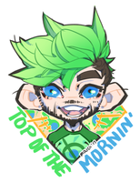 07082017 | Jacksepticeye by moucii