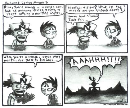 Awkward Cortex Moment 3 by JenL