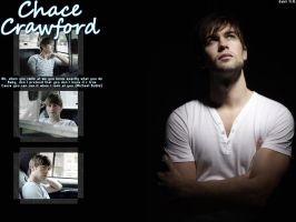 Chace Crawford by gahhstar