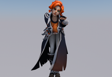 Maeve Deam Hack - Skin by PPuniSHer115