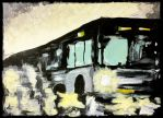 Night Bus by KateHodges