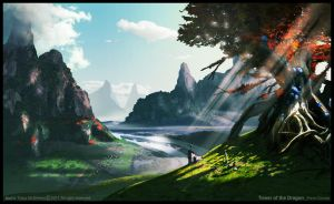 The valley by ZOOLAX