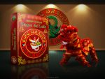 Lion Dance Classes in a Box by kuddos
