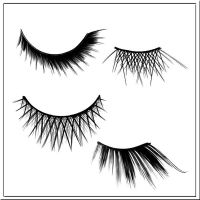 Eyelashes png by M10tje