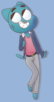 The Amazing World of Gumball - Nicole Watterson by MDStudio1