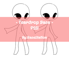 { Teardrop Base : P2U } by BaseStation
