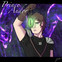 Prince Andor | Mianite by RoseyTail