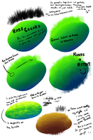 How I Grass Brush by Stalcry