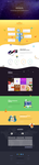 responsive one page project for enyks.pl portfolio by sheppard100