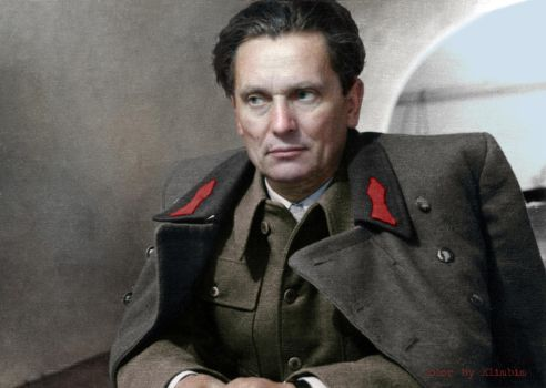 Josip Broz Tito by klimbims