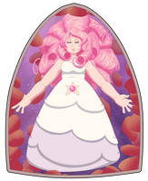 Rose Quartz by thepiplup
