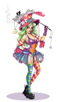 Redone Sexy Mad Hatter by NoFlutter