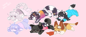 sleepy babies |SR [batch 2] by ktsne
