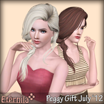 Peggy July '12 - Pooklet'd for Females by D3N1ZFTW