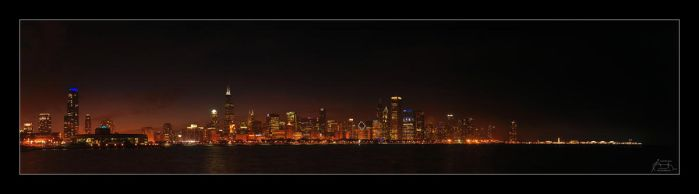 Eternity - Windy City I by fr1gidity