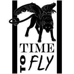 Time to Fly Design 1 by Kezhound