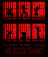 OC Block Tango Collaboration Teaser by ladytygrycomics