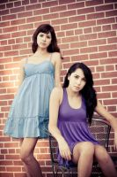 Photoshoot: Sisters by tooty-fruity