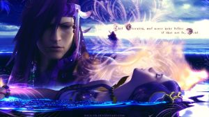 Yeul x Caius wallpaper 1920x1080 by Nica-vb