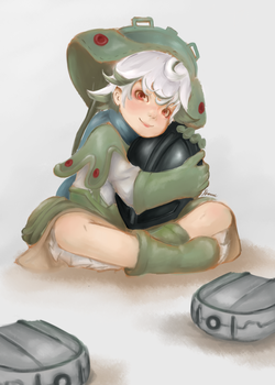 Prushka(Made in Abyss) by midori137