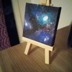 Mini Galaxy by Vearra