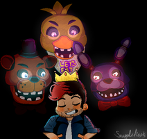 FNAF King by Raymour