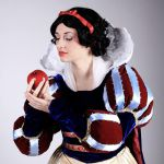Snow white princess mattel by MysteriousMaemi
