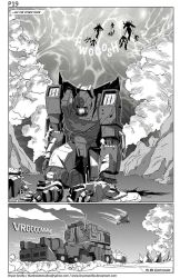 Maketoys: Cross Dimension Issue 01 Page 19 by BryanSevilla
