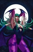 Morrigan Aensland by Will2Link