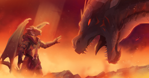 YCH: Through the Flame by synderen