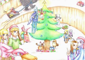 Christmas 2011 by Evomanaphy
