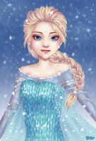 Elsa by blingyeol