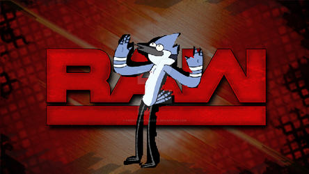 Mordecai has been drafted to Raw by FreddyNightmare89