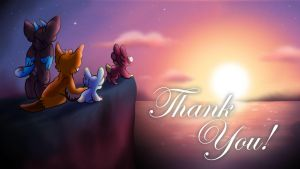 Thank You by 5kyc0der