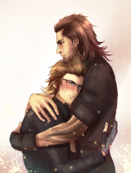 Gladnis Commission - Hug me tightly by Owlteria
