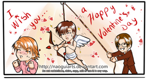 Happy Valentines Day by naoguiarts