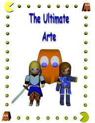 The Ultimate Arte Cover Page by SiverCat