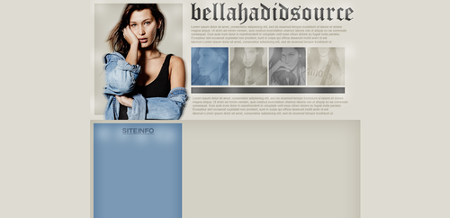 free design ft. Bella Hadid by designsbyroth