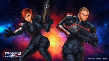 Shepard and Shepard by virak