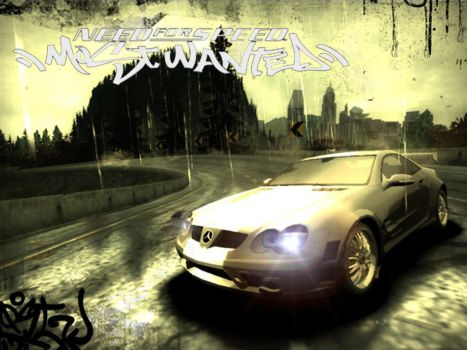 Need for Speed: Most Wanted by enob-x