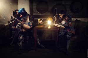 Dragon Age Cosplay 4 by HydraEvil